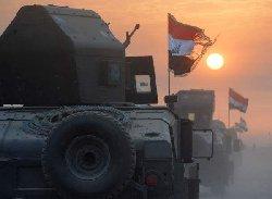 تسلیم شدن آخرین اعضای داعش در موصل