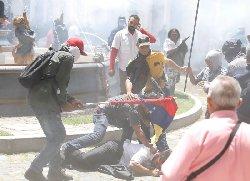 ونزوئلا؛ انتخابات موسسان با قتل شروع شد