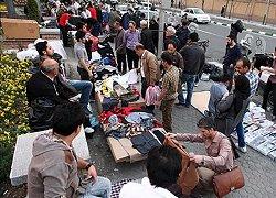 ایران: تیراندازی به دستفروشان محروم؛ کشته