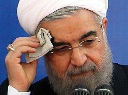فاتحه وعده های انتخاباتی روحانی خوانده شد