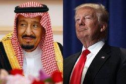 ترامپ به پادشاه عربستان: با قطر گفتگو کنید