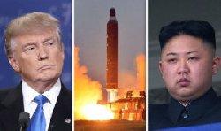 توئیت جدید ترامپ در باره بحران کره شمالی
