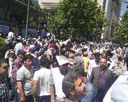 فیلم؛ اینجا مرکز تهران است: چه خبر شده؟