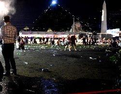 لاس وگاس: فاجعه ای وحشتناک/عکس مهاجم