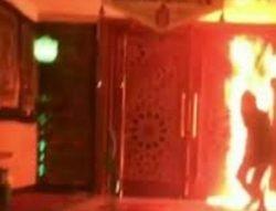آتش زدن مساجد در ایران، این بار در سیرجان
