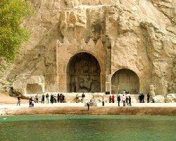 زلزله؛ آسیب دیدن پنج اثر تاریخی استان کرمانشاه