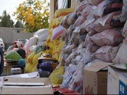 زلزله؛ سرقت کمکهای مردمی توسط پاسداران