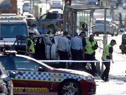 حمله با خودرو به عابران پياده در استرالیا