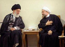 روحانی: ما انقلاب کردیم تا تدارکاتچی باشیم!
