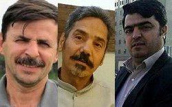 بیانیه سه زندانی سياسی در باره مسائل كشور