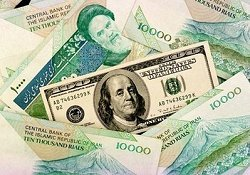 عکس؛ صف خرید دلار/تابلوی ۵۷۰۰ تومانی!