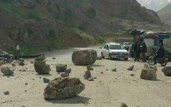 هشدار نسبت به ریزش ارتفاعات دنا در پی زلزله
