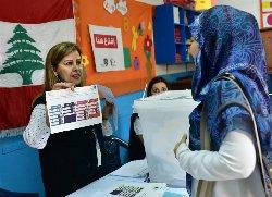 آغاز انتخابات پارلمانی لبنان با قانون جدید