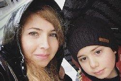بازداشت یک دختر انقلاب بهمراه پسر ۹ سالهاش