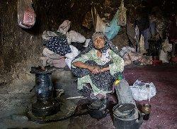 وضعیت اسفناک زندگی این زوج مسن را ببینید
