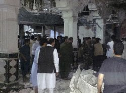 انفجار در تجمع روحانیان افغانستان؛ چند کشته