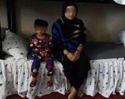 زندانی شدن حدود ۶۰۰ کودک بی گناه در ایران