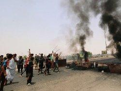 آب؛ اعتراضات گسترده در استانهای جنوبی عراق