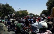 ایران؛ شروع مجدد اعتراضات؛ تظاهرات اصفهان