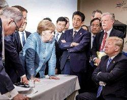 مواضع ترامپ؛ سران اروپا وحشتناک ترسیده اند