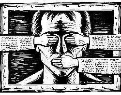 سانسور رسانهها یکی از اصلیترین دلایل فساد
