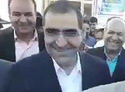 واکنش نانوای سالخورده به اظهارات وزیر تعفن