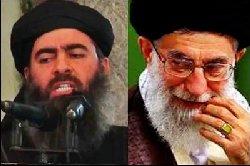 سندی از همکاری سرکرده داعش با پاسداران