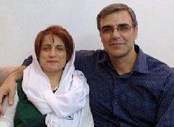همسر نسرین ستوده بازداشت و تفهیم اتهام شد