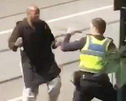 فیلم؛ استرالیا: صحنه حمله تروریست وحشی
