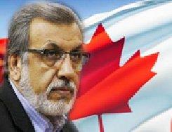 کانادا؛ خبر ترور احتلاسگر فراری جمهوری اسلامی
