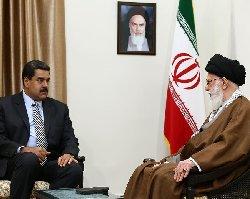 هشدار به دیکتاتورهای ایران و ونزوئلا + فیلم
