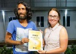پناهجوی کُرد ایرانی، برنده گرانبهاترین جایزه ادبی