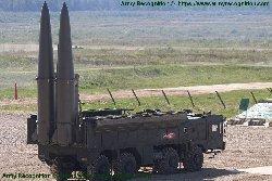 نشانه گيری موشکهای روسی به سوي اروپا