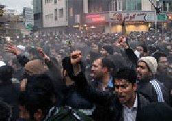 وحشت از شورش مردم و اعتراف به سقوط