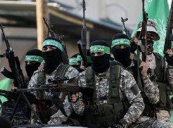 حمله گسترده ارتش اسرائیل به مراکز حماس در غزه