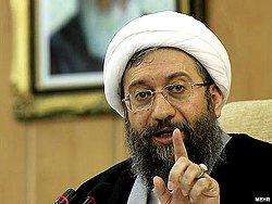 پاسخ صادق لاریجانی به اتهام دزدی و جاسوسی