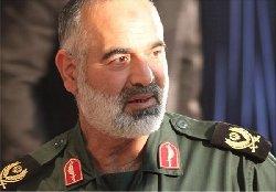 حمله مسلحانه به فرمانده سپاه در مناطق سیل زده