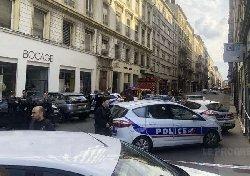 انفجار تروریستی در یکی از شهرهای فرانسه