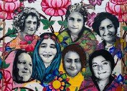 فیلم؛ سانفرانسیسکو: دیوارنگاره زنان زندانی