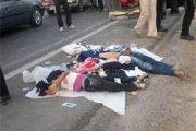 ۲۸ کشته در تصادف در سیستان و بلوچستان