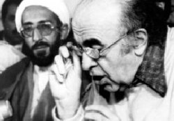 """آخوند جنایتکار به هویدا: الان """"کُلت علی الله"""" است!"""