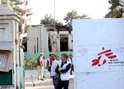 حمله مسلحانه به پزشکان بدون مرز در کابل + فیلم