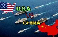 استقرار شمار بی سابقه نیروهای آمریکا در دریای چین