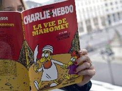 شارلی ابدو کاریکاتورهای محمد را دوباره منتشر کرد