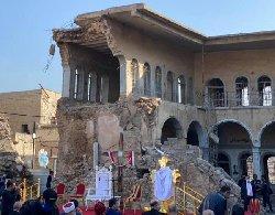 فیلمی از دیدار پاپ از موصل؛ آه و فغان جمهوری اسلامی