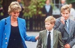 نوههای ملکه انگلیس، بیبیسی را به حقه بازی متهم کردند