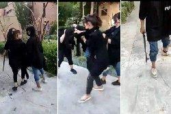 قمه کشی دختر نوجوان ایرانی و ... بازنمایی یک هویت