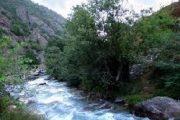 فاجعه؛ یکی از زیباترین رودخانههای ایران هم خشک شد
