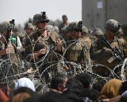 نظامیان آلمانی از تیراندازی در فرودگاه کابل خبر دادند
