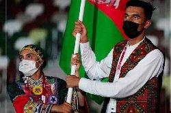 اعلام همبستگی با مردم افغانستان در افتتاحیه پارالمپیک